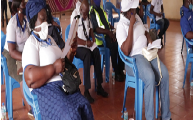Police, Civilians Partner to Reduce Crime By James